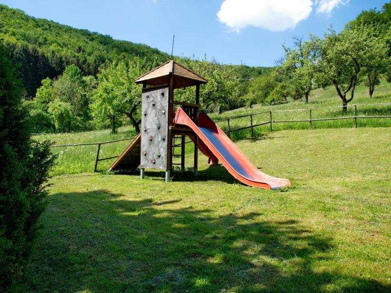 Spielplatz Egentalhütte